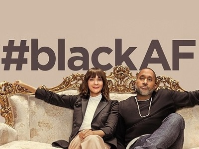 #BlackAF tv show photo