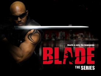 Blade: The Series tv show photo