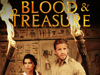 Blood & Treasure tv show photo