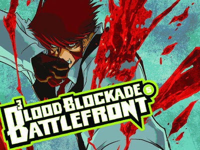 Blood Blockade Battlefront tv show photo