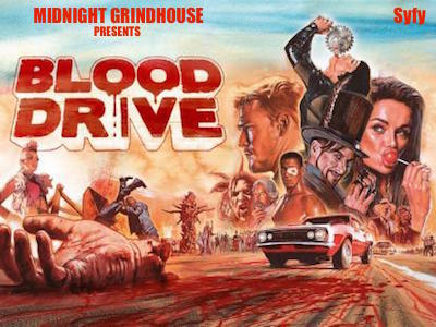 Blood Drive tv show photo