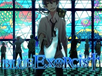 Blue Exorcist  tv show photo