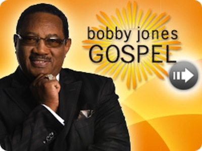 Bobby Jones Gospel tv show photo