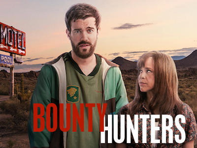 Bounty Hunters (UK) tv show photo