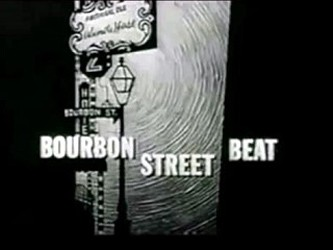 Bourbon Street Beat tv show photo