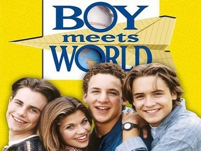Boy Meets World tv show photo