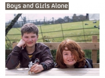 Boys And Girls Alone (UK)