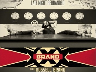Brand X With Russell Brand tv show photo