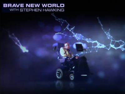 Brave New World with Stephen Hawking (UK) tv show photo