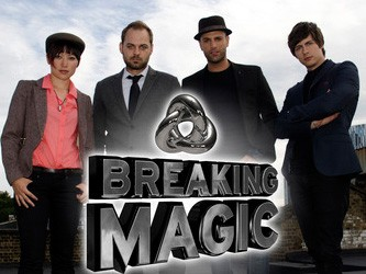 Breaking Magic tv show photo