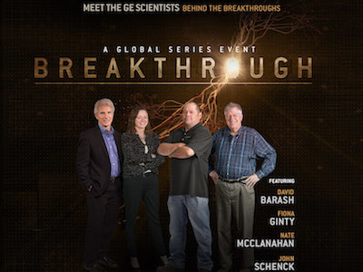 Breakthrough tv show photo