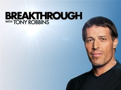 Breakthrough with Tony Robbins tv show photo