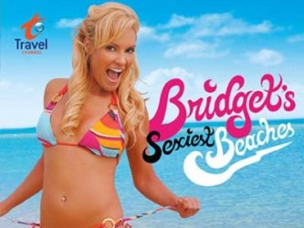 Bridget's Sexiest Beaches tv show photo