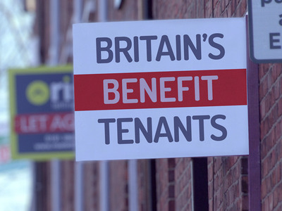 Britain's Benefit Tenants (UK)