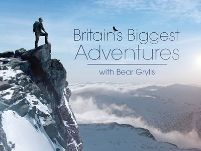 Britain's Biggest Adventures with Bear Grylls (UK) tv show photo