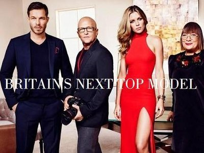 Britain's Next Top Model (UK) tv show photo