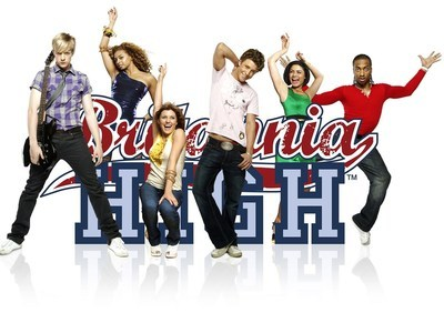 Britannia High (UK) tv show photo