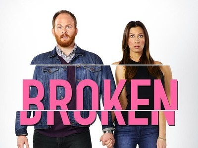 Broken tv show photo