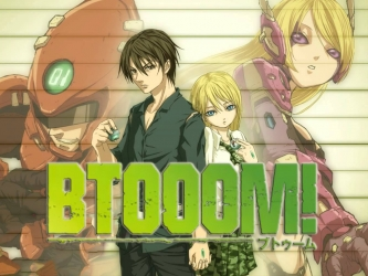 Btooom! (JP) tv show photo