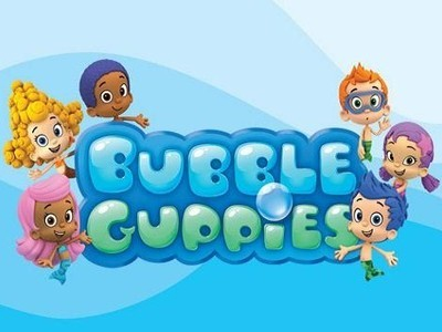 Vudu bubble guppies guppy style