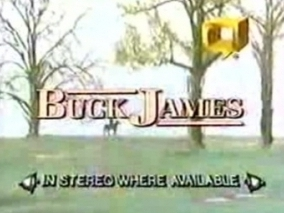 Buck James tv show photo