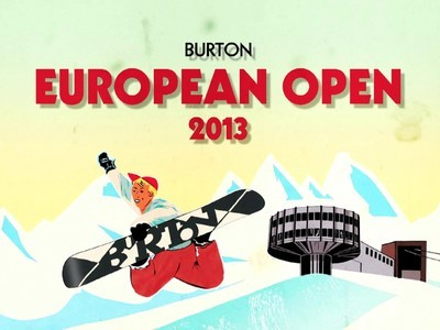 Burton European Open Highlights tv show photo
