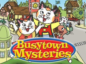 Busytown Mysteries (CA)