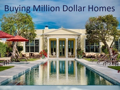 Buying Million Dollar Homes