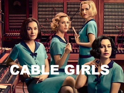 Cable Girls tv show photo