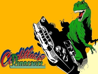 Cadillacs and Dinosaurs tv show photo