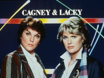 Cagney & Lacey tv show photo