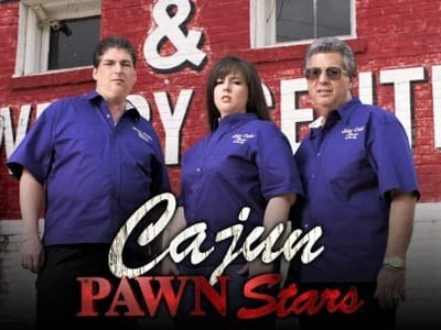 Cajun Pawn Stars tv show photo