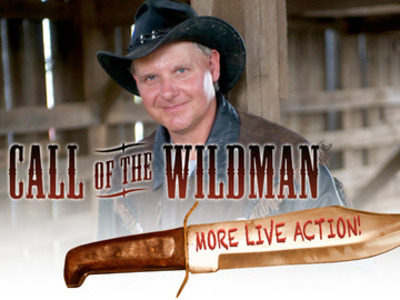 Call of the Wildman: More Live Action!