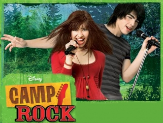 Camp Rock tv show photo