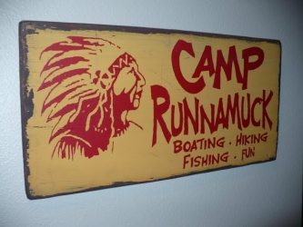 Camp Runamuck tv show photo
