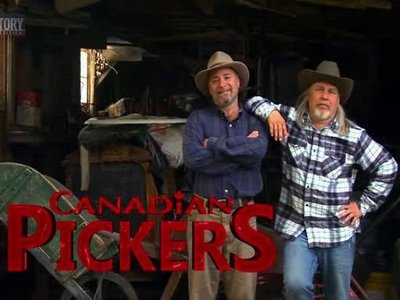 Canadian Pickers (CA) tv show photo