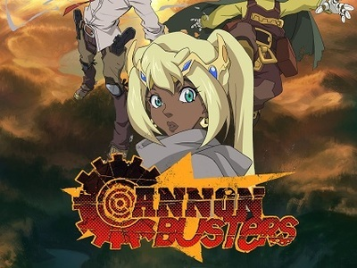 Cannon Busters tv show photo