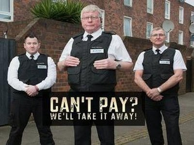 Can't Pay? We'll Take It Away! (UK)