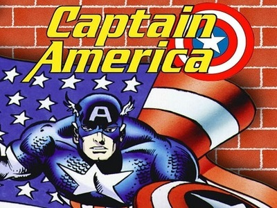 Captain America tv show photo