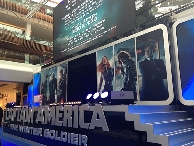 Captain America: The Winter Soldier Special (UK) tv show photo