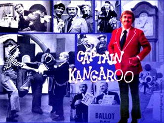 Captain Kangaroo tv show photo