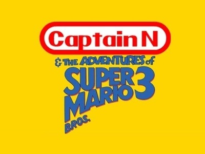 Captain N & the Adventures of Super Mario Bros. 3 tv show photo