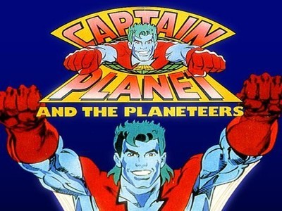 Captain Planet and the Planeteers tv show photo