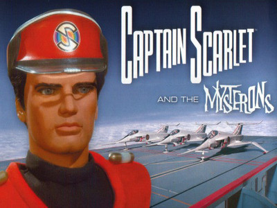 Captain Scarlet and the Mysterons (UK) tv show photo