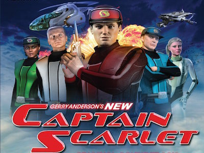 Captain Scarlet (UK) tv show photo