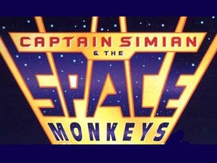 Captain Simian & The Space Monkeys tv show photo