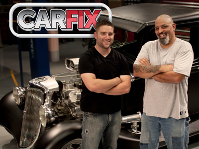 Car Fix tv show photo