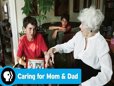 Caring for Mom and Dad tv show photo