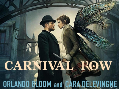 Carnival Row tv show photo