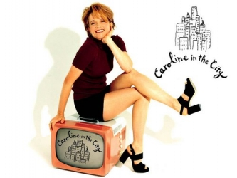 Caroline in the City tv show photo